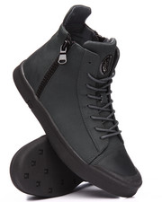 TAYNO - Manson High Top Sneakers w/Side Zip-2197676