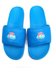 Pink Dolphin - Waves 2.0 Slides