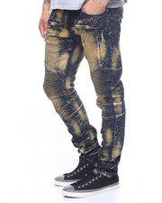 Kleep - PREMIUM MOTO JEAN IN DUNE WASH-2197635