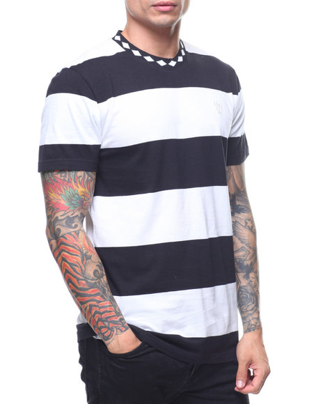 f66436dccd Buy ACE STRIPE SHIRT Men's Shirts from HUF. Find HUF fashion & more ...
