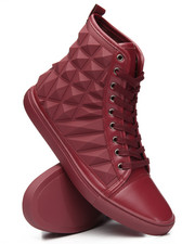 TAYNO - Cap Toe Prism High Top Sneakers-2198252