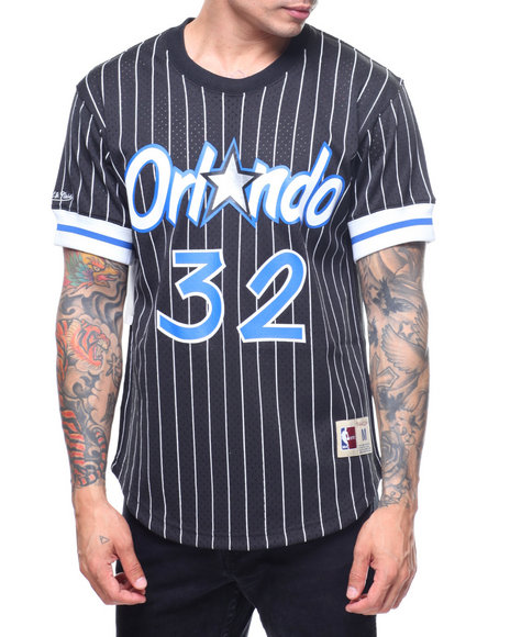 7905a04093e Buy Orlando Magic Mesh Crewneck - Shaquille Oneal Men s Shirts from ...