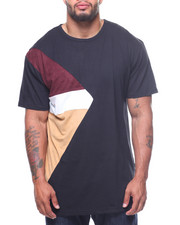 T-Shirts - Tee/Sleeve Accent (B&T)
