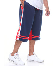 Shorts - Side Stripe Stadium Short (B&T)
