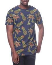 WESC - Maxwell Pineapple Tee-2198964