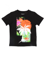 Akademiks - Rose Edge Applique Print Tee (2T-4T)-2198526