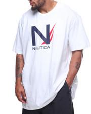Nautica - S/S N JClass Heri Tee (B&T)-2198985