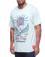 Von Dutch - S/S Stay True Tee (B&T)