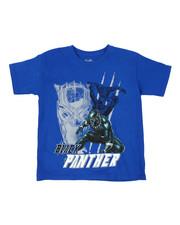 Tops - Black Panther Tee (8-20)