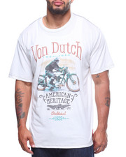 Von Dutch - S/S Heritage Tee (B&T)