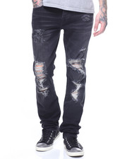 True Religion - ROCCO NO FLAP DARK STREET JEAN-2198665