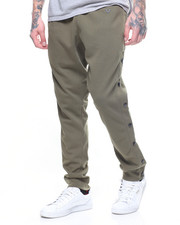 Global Movement Mens - DOUBLEFACE RELAX SNAP PANT-2198704