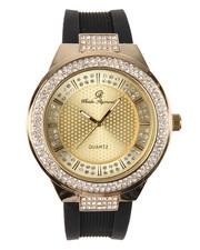 Buyers Picks - Round Bling Watch