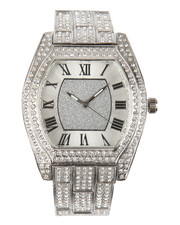 Jewelry & Watches - Square Luxury Watch-2198367