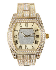 Jewelry & Watches - Square Luxury Watch-2198368