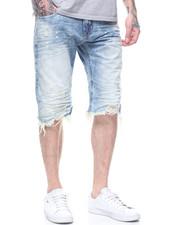 Shorts - DENIM SHORT -STANDARD BLUE