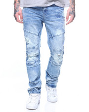 Jordan Craig - DISTRESSED ARTICULATED JEAN