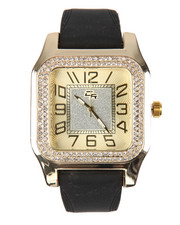 Accessories - Square Bling Watch