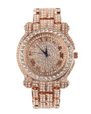 Jewelry & Watches - Round Luxury Watch-2198363
