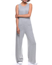 Jumpsuits - S/L 2 Pocket Jumpsuit-2200174
