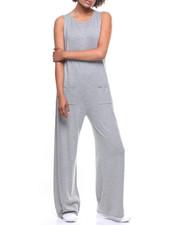 Fashion Lab - S/L 2 Pocket Jumpsuit