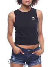 Tanks, Tubes & Camis - Puma Fashion Crop Top-2199949