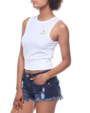 Women - Puma Fashion Crop Top
