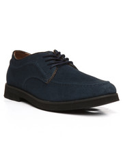Hush Puppies - Suede Bracco MT Oxford Shoes-2199410
