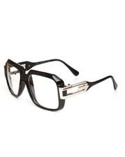 DRJ Sunglasses Shoppe - Retro Clear Fashion Sunglasses-2192401