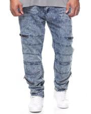Jeans - Zipper Trim Stretch Jean (B&T)