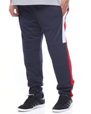 Sweatpants - Biker Track Pants/Side Taping (B&T)-2200264