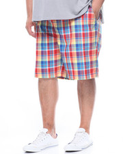 Nautica - Plaid Short (B&T)-2199151