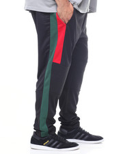 Sweatpants - Biker Track Pants/Side Taping (B&T)-2199875