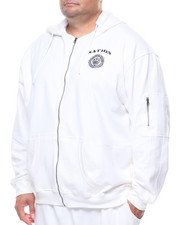 Parish - L/S Full Zip Hoodie (B&T)-2200244