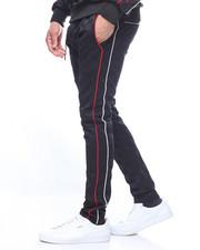 Sweatpants - CHECKERBOARD track pant-2200423
