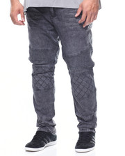 Jeans & Pants - Quilted Knee Jean (B&T)