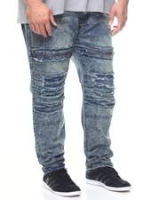 Jeans & Pants - Zipper & Ripped  Jean (B&T)