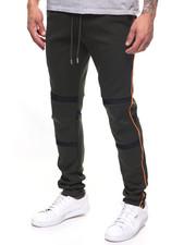 Sweatpants - Panel detail double knit jogger-2200399