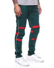 Sweatpants - Panel detail double knit jogger-2200417