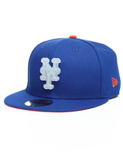 New Era - 9Fifty New York Mets Badge Brilliant Snapback Cap