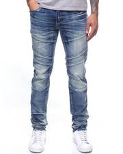 Jeans - ARTICULATED SEAMED JEAN