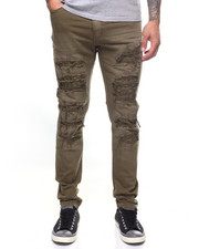 Jordan Craig - Distressed Jean