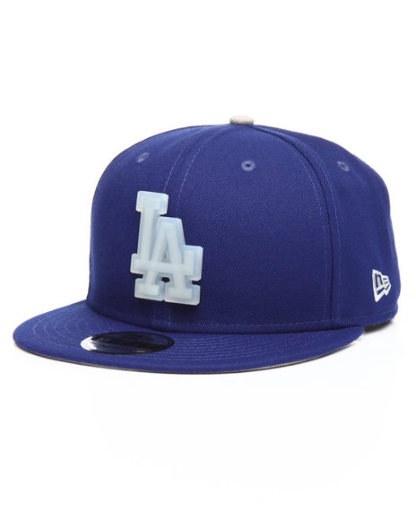 info for 61c08 02d61 New Era - 9Fifty Los Angeles Dodgers Badge Brilliant Snapback Cap