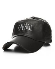 Buyers Picks - Savage Pu Baseball Cap
