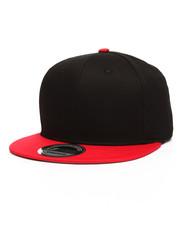 Accessories - Cotton Adjustable Snapback Baseball Snapback Cap-2199475