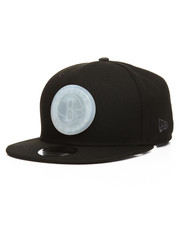 New Era - 9Fifty Brooklyn Nets Badge Brilliant Snapback Cap