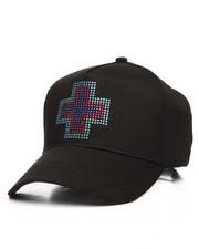 Pink Dolphin - Rhinestone Plus Strapback Hat-2199453
