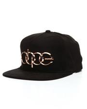 DOPE - Metal Dope Snapback Hat