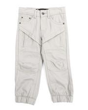 Akademiks - Twill Knee Patch Jogger (2T-4T)-2199128