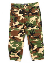 Akademiks - Twill Knee Patch Jogger (2T-4T)